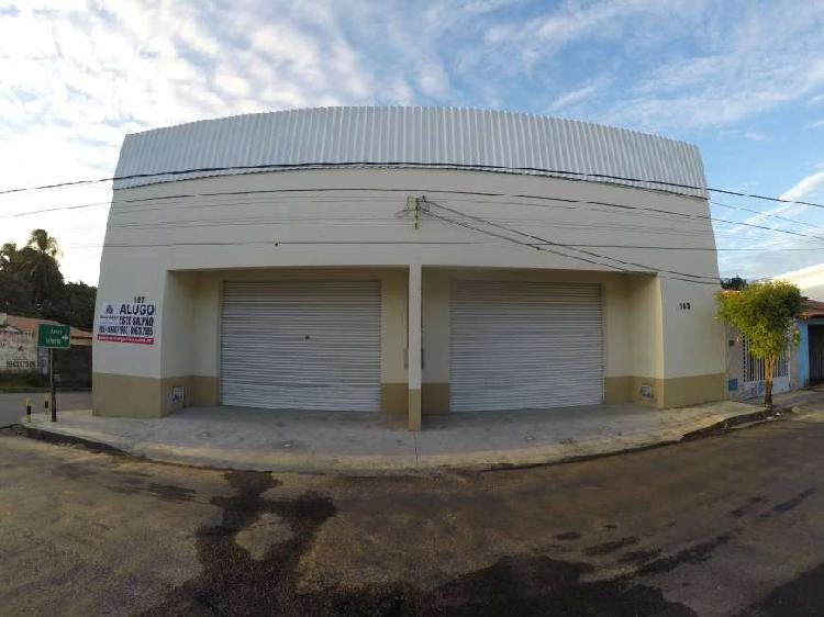 Galpão/depósito/armazém para alugar, 153 m² por r$