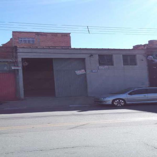 Galpão/depósito/armazém para alugar, 170 m² por r$