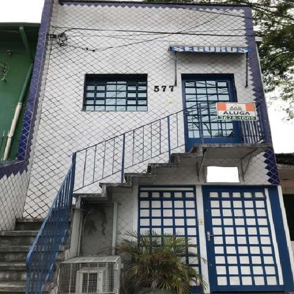 Imóvel comercial para alugar, 100 m² por r$ 1.500/mês