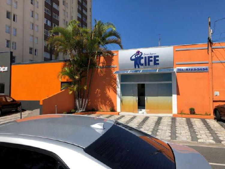 Imóvel comercial para alugar, 350 m² por r$ 8.000/mês