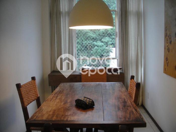 Ipanema, 3 quartos, 1 vaga, 102 m² rua barão da torre,