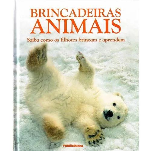 Livro Brincadeiras Animais