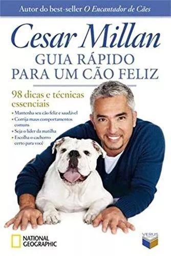 Livro cesar millan guia rápido para um cão feliz best