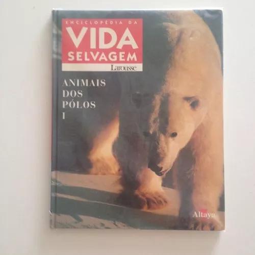 Livro enciclopédia da vida selvag