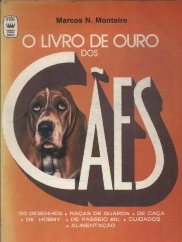 Livro o livro de ouro dos cães