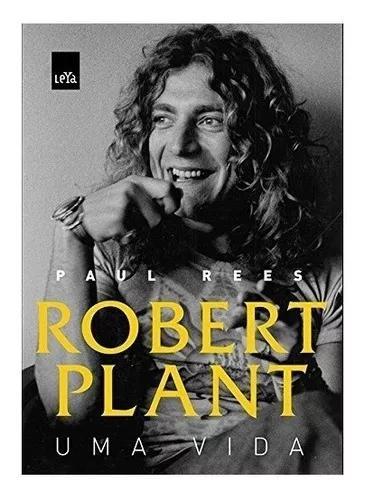 Livro robert plant uma vida - novo!!