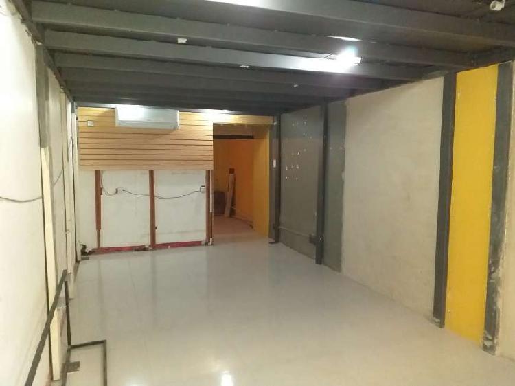 Loja comercial para alugar, 60 m² por r$ 1.800/mês cod.