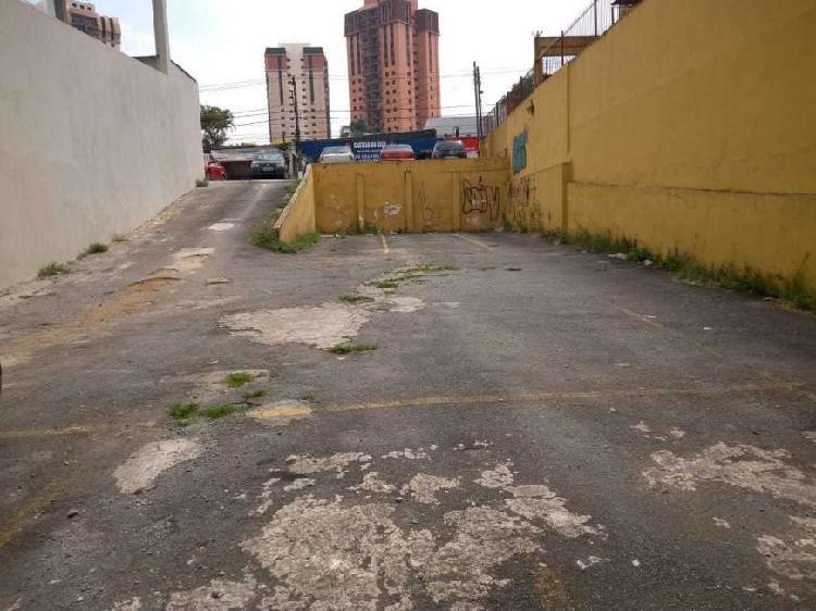 Lote/terreno para alugar, 500 m² por r$ 4.500/mês cod.