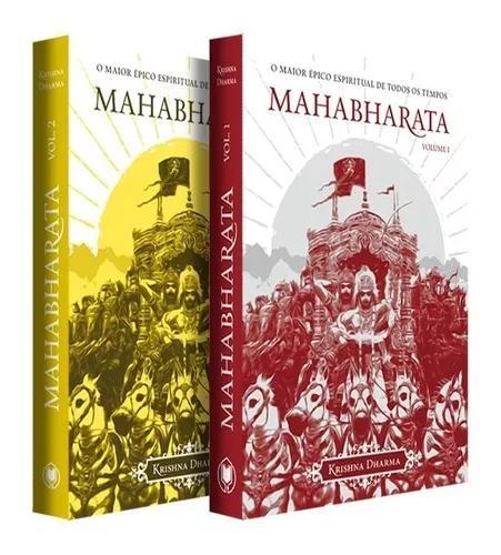 Mahabharata - o maior épico espiritual de todos (2 volumes)