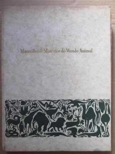 Maravilhas e misterios do mundo animal 1966 readers digest