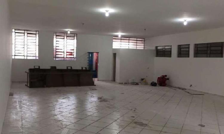 Ponto comercial para alugar, 225 m² por r$ 3.300/mês cod.