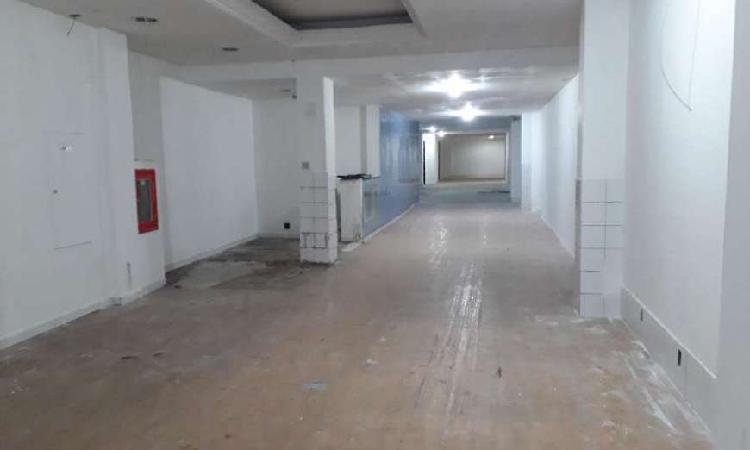 Ponto comercial para alugar, 255 m² por r$ 5.500/mês cod.