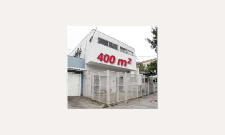 Ponto comercial para alugar, 400 m² por r$ 25.000/mês cod.
