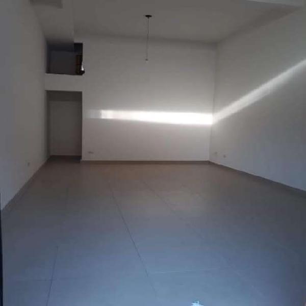 Ponto comercial para alugar, 45 m² por r$ 825/mês cod.