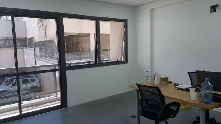 Sala comercial à venda, 40 m² por r$ 200.000 cod. mey sala