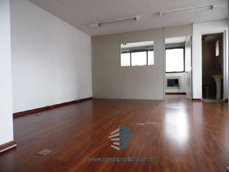 Sala comercial à venda, 46 m² por r$ 450.000 cod.