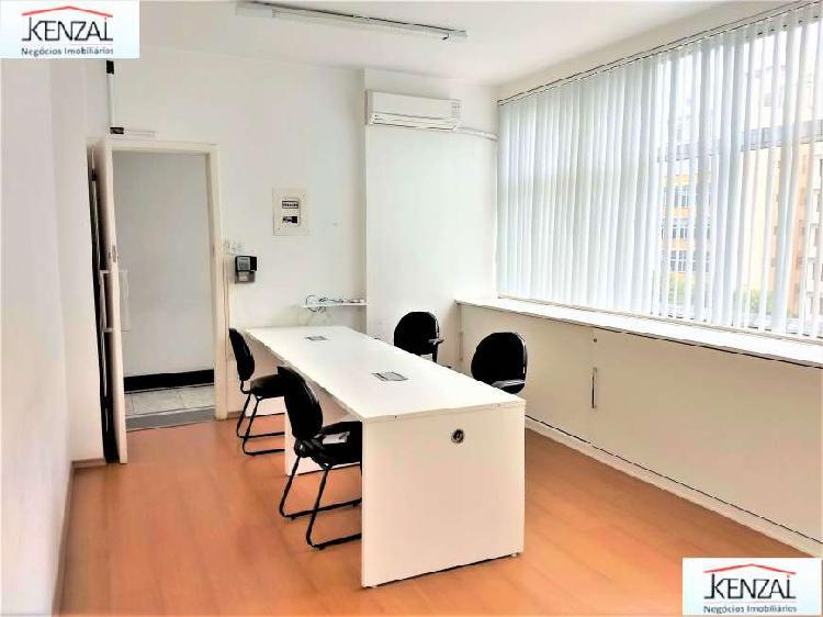Sala comercial com 2 quartos à venda, 40 m² por r$ 550.000