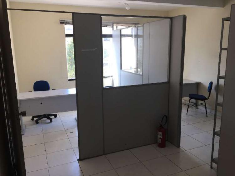 Sala comercial para alugar, 10 m² por r$ 700/mês cod. 001