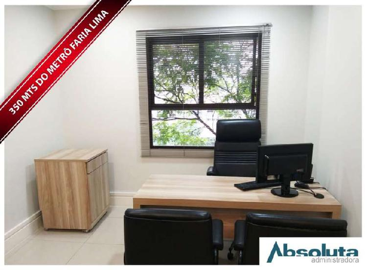 Sala comercial para alugar, 12 m² por r$ 1.099/mês cod.