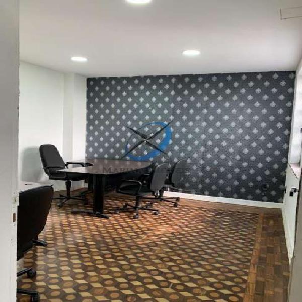 Sala comercial para alugar, 14 m² por r$ 1.000/mês cod.