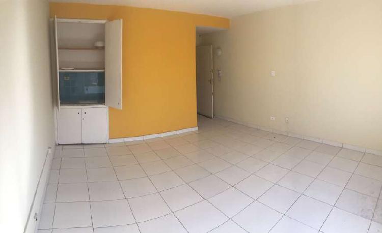 Sala comercial para alugar, 30 m² por r$ 1.100/mês cod.