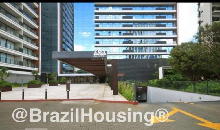 Sala comercial para alugar, 59 m² por r$ 8.000/mês cod.