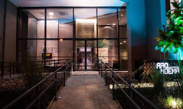 Sala comercial para alugar, 86 m² por r$ 5.000/mês cod.