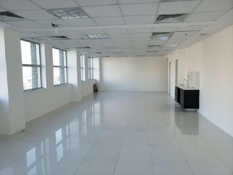 Sala comercial para alugar, 96 m² por r$ 5.800/mês cod. vm