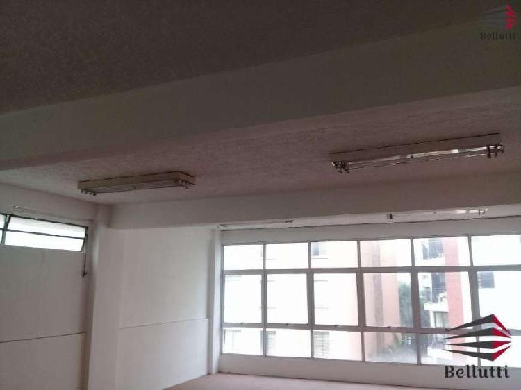 Sala comercial para alugar, 98 m² por r$ 1.500/mês cod.