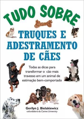 Tudo sobre truques e adestramento de cães