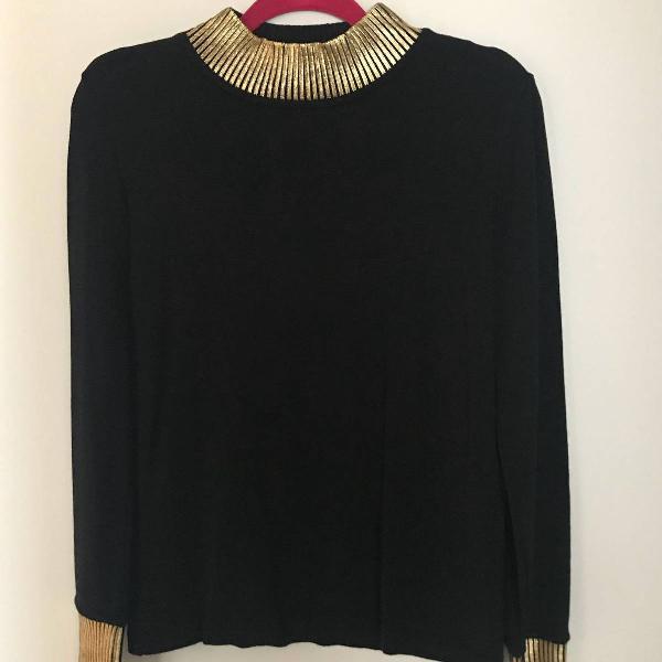 Blusa tricot alphorria