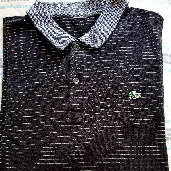 Camisa polo lacoste tam g