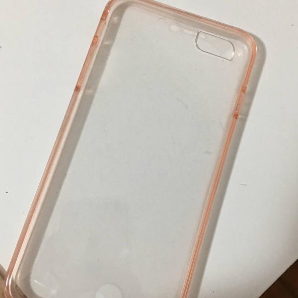 Case iphone 6s plus alta proteção