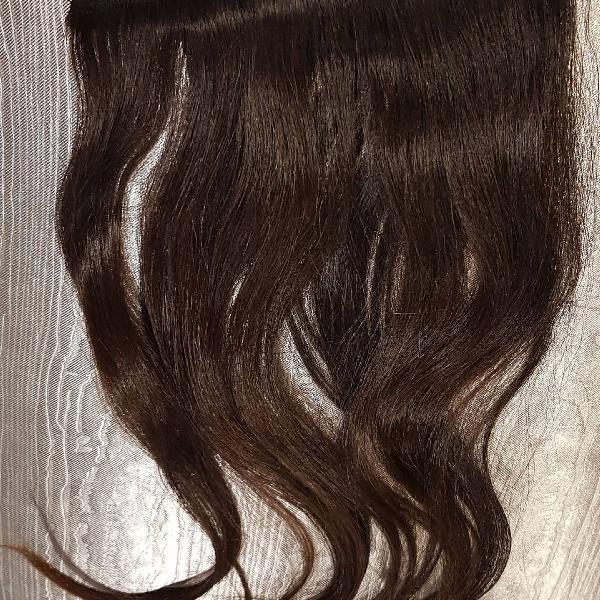 Mega hair cabelo fininho