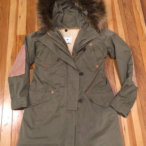 zara casaco inverno comprado na europa pp