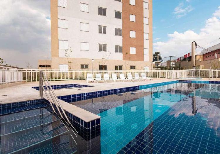 Apartamento com 2 quartos à venda, 40 m² por r$ 203.000