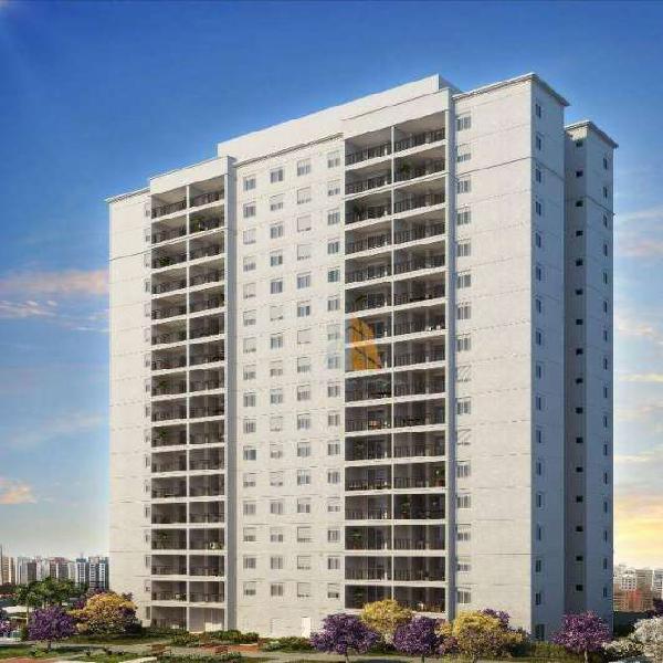 Apartamento com 2 quartos à venda, 46 m² por r$ 335.000