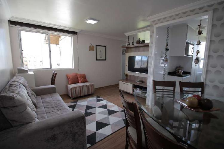 Apartamento com 2 quartos à venda, 48 m² por r$ 146.000