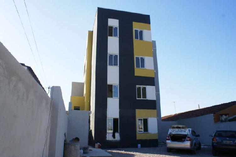 Apartamento com 2 quartos à venda, 50 m² por r$ 160.000