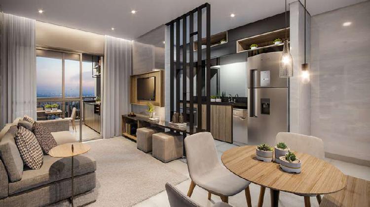 Apartamento com 2 quartos à venda, 66 m² por r$ 455.400