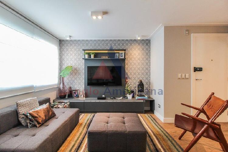 Apartamento com 2 quartos à venda, 80 m² por r$ 1.290.000