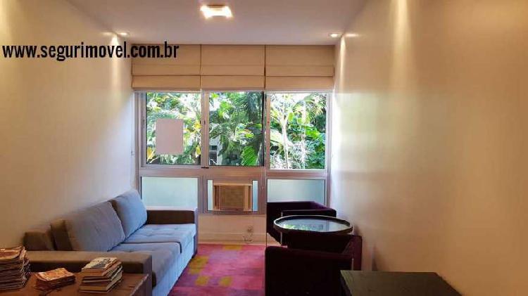 Apartamento com 2 quartos à venda, 95 m² por r$ 2.350.000