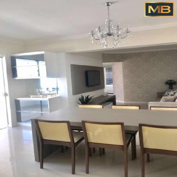 Apartamento com 3 quartos à venda, 102 m² por r$ 950.000