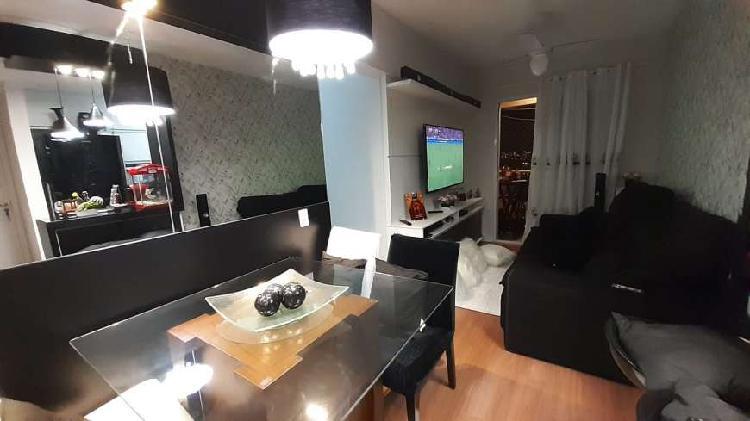 Apartamento com 3 quartos à venda, 64 m² por r$ 420.000