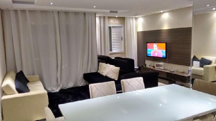 Apartamento com 3 quartos à venda, 80 m² por r$ 319.000