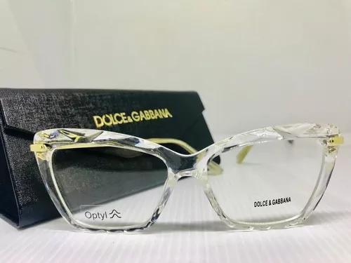 Armacao de oculos d& gabna luxo