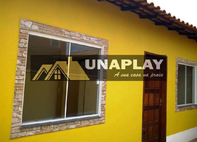 Casa com 1 quarto à venda, 40 m² por r$ 39.000 cod. 106