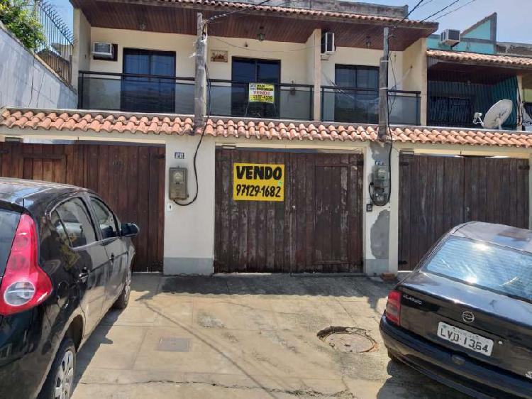 Casa com 2 quartos à venda, 100 m² por r$ 285.000 cod.