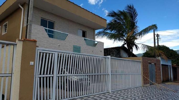 Casa com 2 quartos à venda, 60 m² por r$ 169.000 cod. fb93