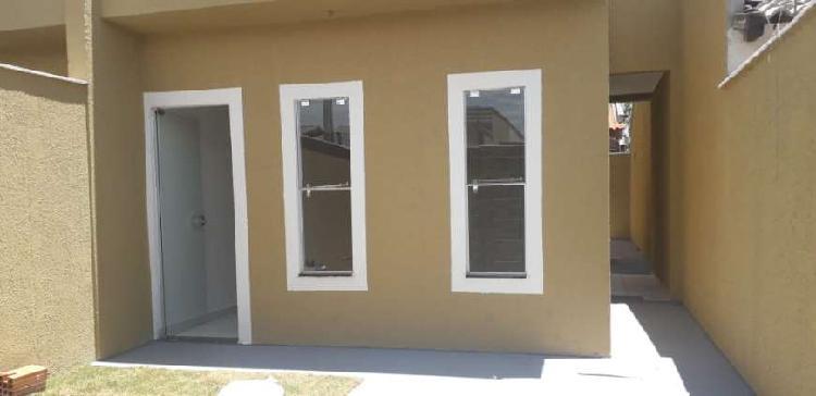 Casa com 2 quartos à venda, 64 m² por r$ 137.000 cod. pl06